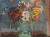 Lírai virágcsendélet