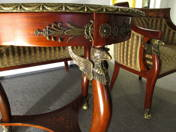 Neoempire 4 pieces Salon Set