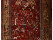 Perzsa-Kirmán-Szőnyeg