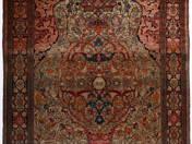 Perzsa-Isfahan szőnyeg