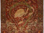 Perzsa-Tebriz-Szőnyeg