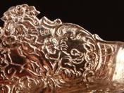 Német ezüst baba szalongarnitúra