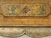 Painted Table in Rococo style