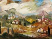 Itáliai falu