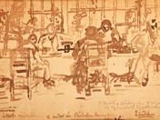 Vacsora Szüleimnél, 1882