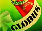 Globus konzerv plakát