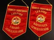 3 db 70-es évek katonai zászló