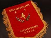 Észak Koreai zászló 1975