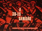 A 39-es Dandár filmplakát