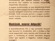 5 pcs Propaganda Leaflets from 1956