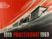 Páncélvonat 1919-1969