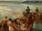 Balatoni halászok