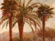 Mediterrán táj (Monreale)