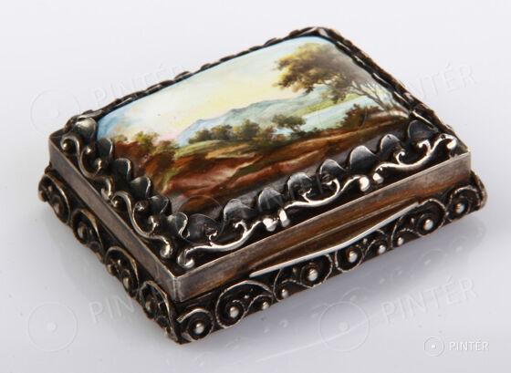 Aukció a Vaszary Villában 2013 - Balaton, nyár, szerelem... — Ezüst