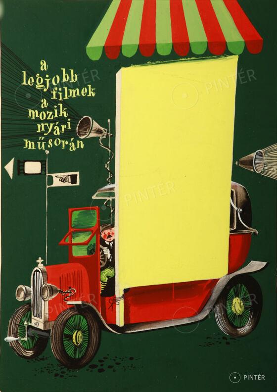Karácsonyi Online Aukció — Grafika, akvarell