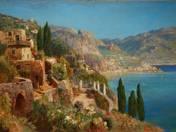 Mediterrán táj