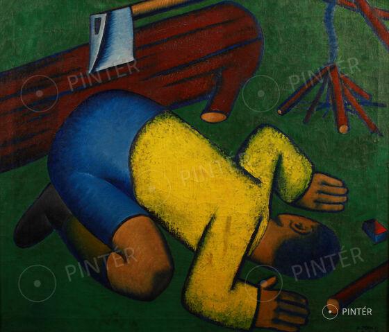 Online Művészeti Aukció — Festmények, grafikák
