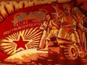 Világ proletárjai egyesüljetek! - faliszőnyeg