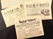 1956-os újságok (3 db)