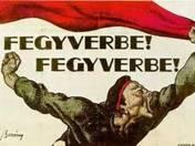 Berény Róbert: Fegyverbe c. plakátja, 1919.