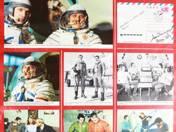 Szovjet - magyar űrrepülés képes híradó