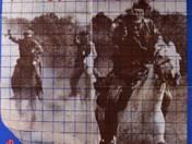 Vörös pecsét szovjet filmplakát, 1978