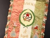 DIMÁVAG MSzHSz zászló