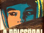GA: A bölcsődal - Szoovjet filmplakát