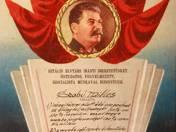 Sztálin elvtárs iránti szeretetünket…