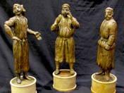Három Gulag rab