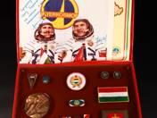 Díszdoboz Első szovjet – magyar közös ürrepülés 1980 emlékére