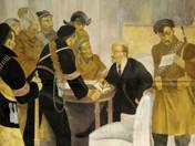 Lenin stratégiai eligazítást tart