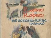 Ripsz és Ropsz. Két kócos kiskutya története