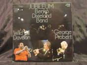 Benkó Dixiland Band, Wild Bill Davison, George ProbertJubileum