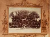 Békéscsabai huszár század, 1910