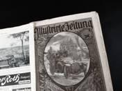 """""""Illustrirte Zeitung"""" 2 példány"""