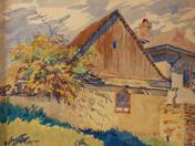 Tabáni házak