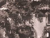 Budapest Hopp Ferenc múzeum kertje
