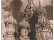 Universum Photos: Moszkva, Szent Vazul székesegyház