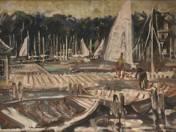 Vitorláskikötő