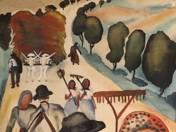 Badacsony, 1934