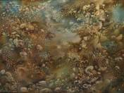 Kagylók a tengerben