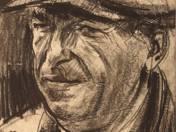 Munkás portré, 1953