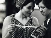 Fizetésemelés a textilgyárban, 1973