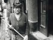 Házmester, Budapest, 1974