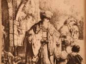 Ábrahám elbocsájtja Hágárt és Izmaelt