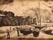 Szicíliai kikötő