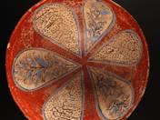 Perzsa dísztál