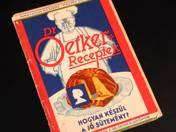 Dr.Oetker receptek - Hogyan készül a jó sütemény (reklámfüzet)