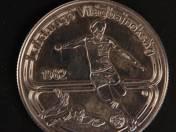 1982,Labdarugó Világbajnokság, 100 Ft érme